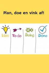 checklist plannen